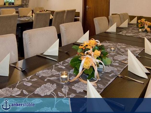 Gaststätte Ankerstüble: unser Restaurant