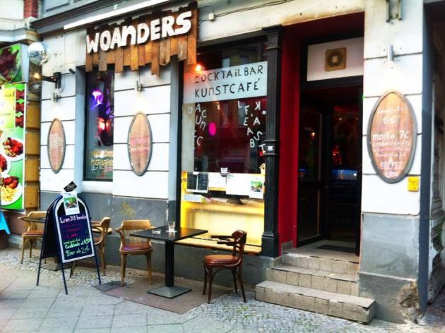 Woanders: Woanders