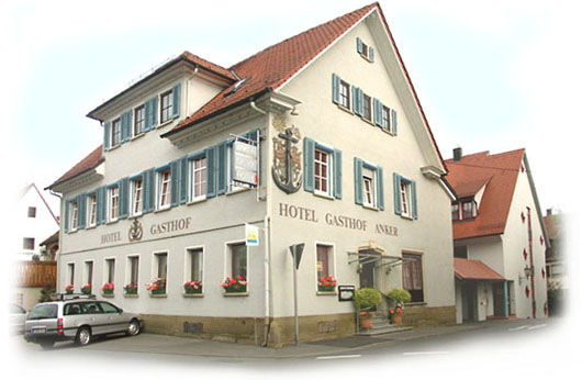 Hotel Gasthof Anker: