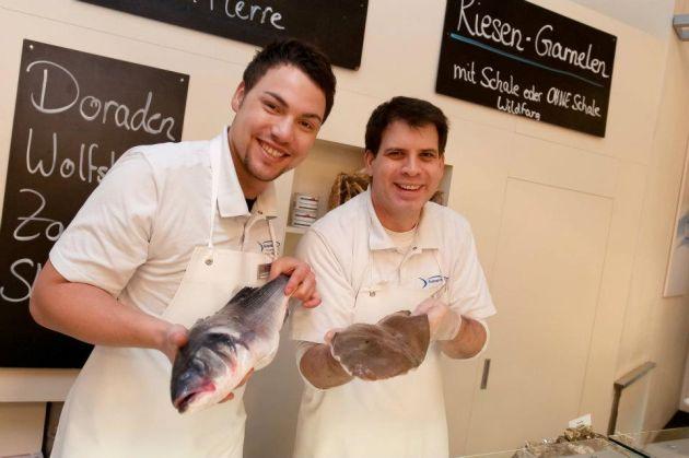 Fischspezialitäten Markthalle-Reutlingen: Herzlich Willkommen im Reich der Fischspezialitäten