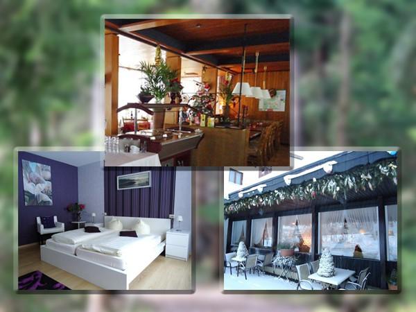 Hotel Pension Klosterhof: HERZLICH WILLKOMMEN