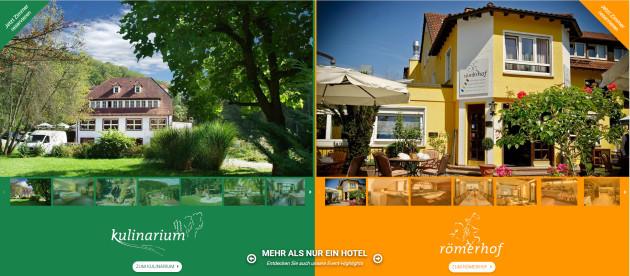 Römerhof Hotelbetriebs GmbH:     Willkommen im Römerhof