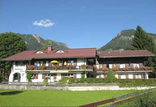 Gästehaus Elvia: Herzlich Willkommen in Oberstdorf!
