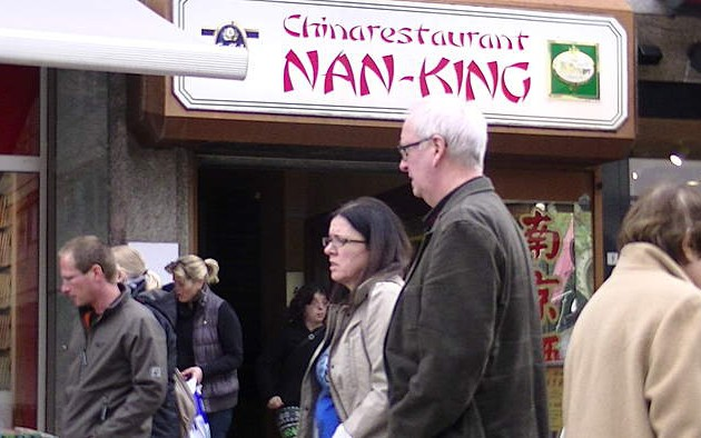 China-Restaurant Nan King: Zentral in Euskirchen gelegen
