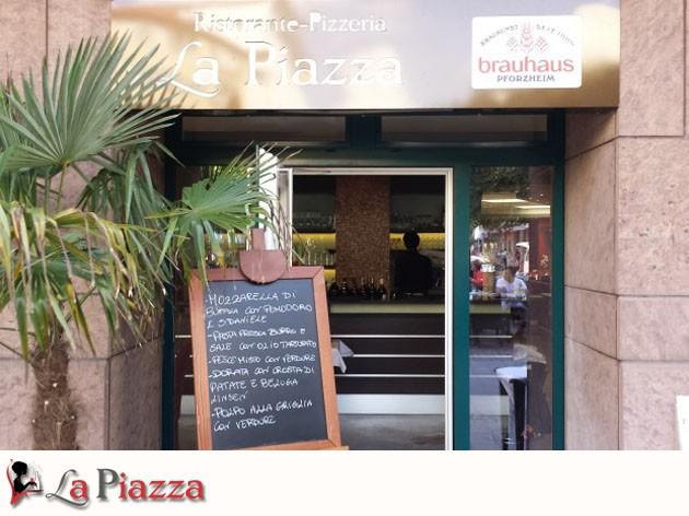 La Piazza: Herzlich Willkommen!