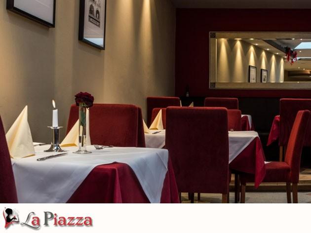 La Piazza: Sie suchen nach einer passenden Lokalität...