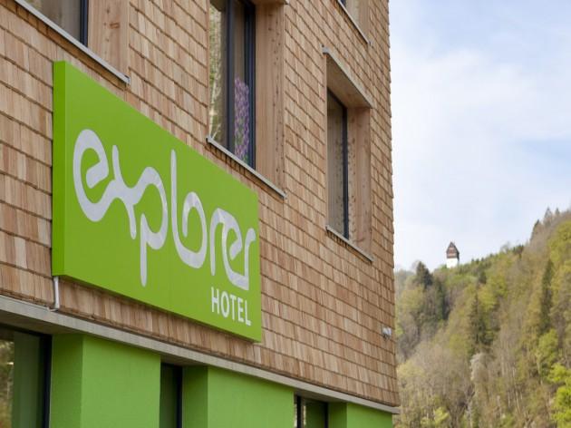 explorer Hotel Oberstdorf: Das Design-Budgethotel im Allgäu