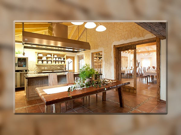 Villa Forsthof: Kulinarik