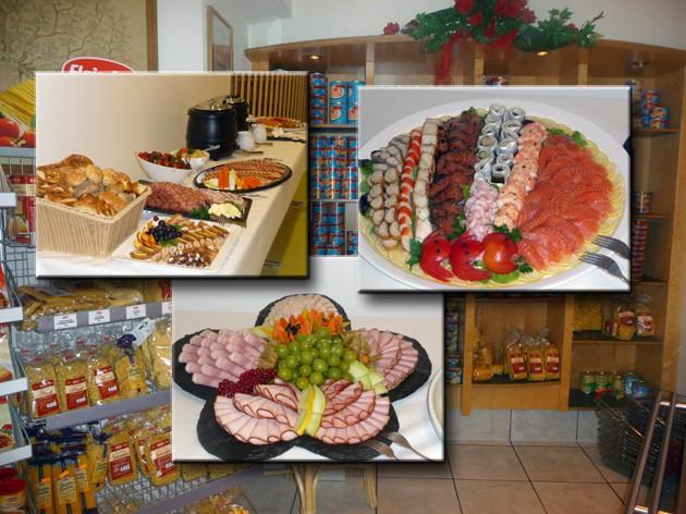 Landmetzgerei Schmutz GbR: Catering und Partyservice