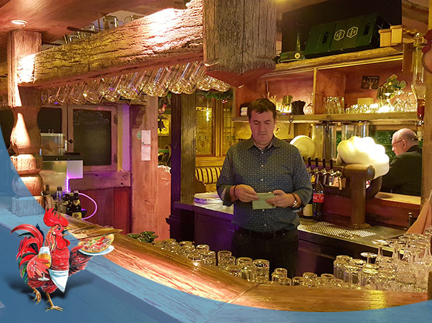 Pizza-Restaurant Roter Gugelhan: Liebe Gäste,