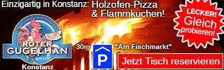 Holzofen-Pizza & Flammkuchen Konstanz