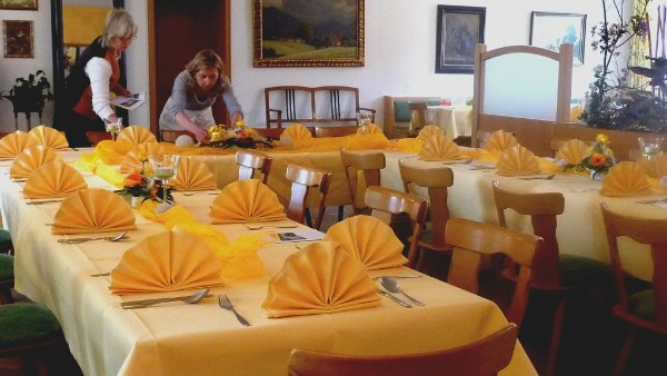Gasthof zur Traube:  Für jeden Anlass bieten wir Ihnen die passenden Räumlichkeiten