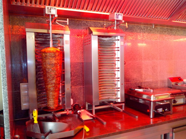 Ali Baba Pizza und Döner - Hüttlingen: Unsere Dönerspieße