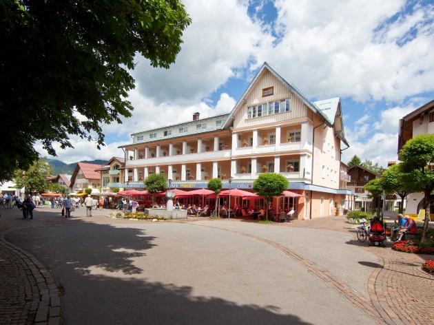 Hotel Mohren: Herzlich Willkommen in Oberstdorf!