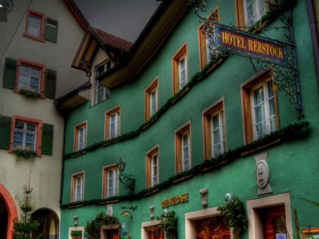 Brutsches Rebstock: Butschers Rebstock - Hotel - Restaurant - Kaffeehaus