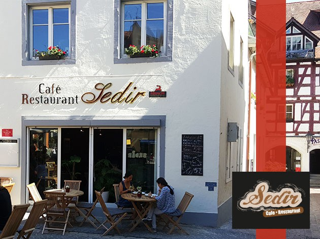 Sedir | Cafe - Restaurant: Willkommen im Cafe - Restaurant Sedir