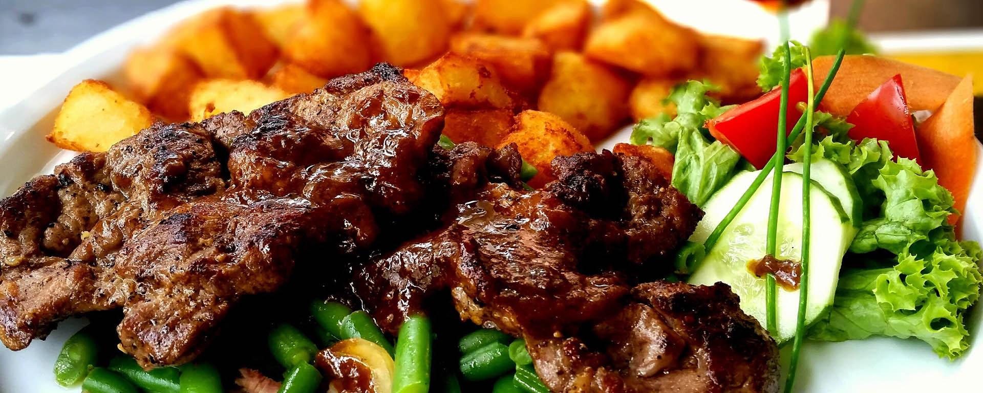 """Gaststätte Ziegelhof: Gut, lecker, reichlich zu Mittag essen im """"Ziegelhof"""" mit Rabatt:"""