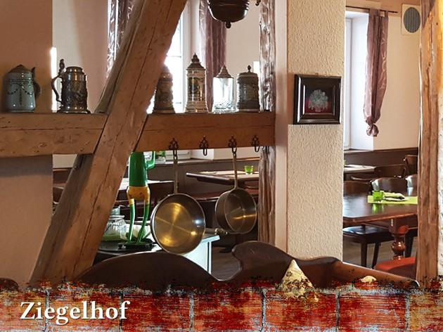 Gaststätte Ziegelhof: Spezialität: Unsere Digestife