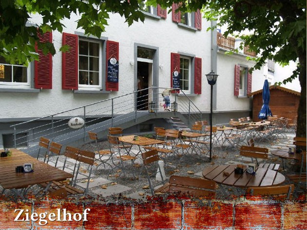 """Gaststätte Ziegelhof: """"Free WI-FI"""" - kostenloses W-LAN im Ziegelhof"""