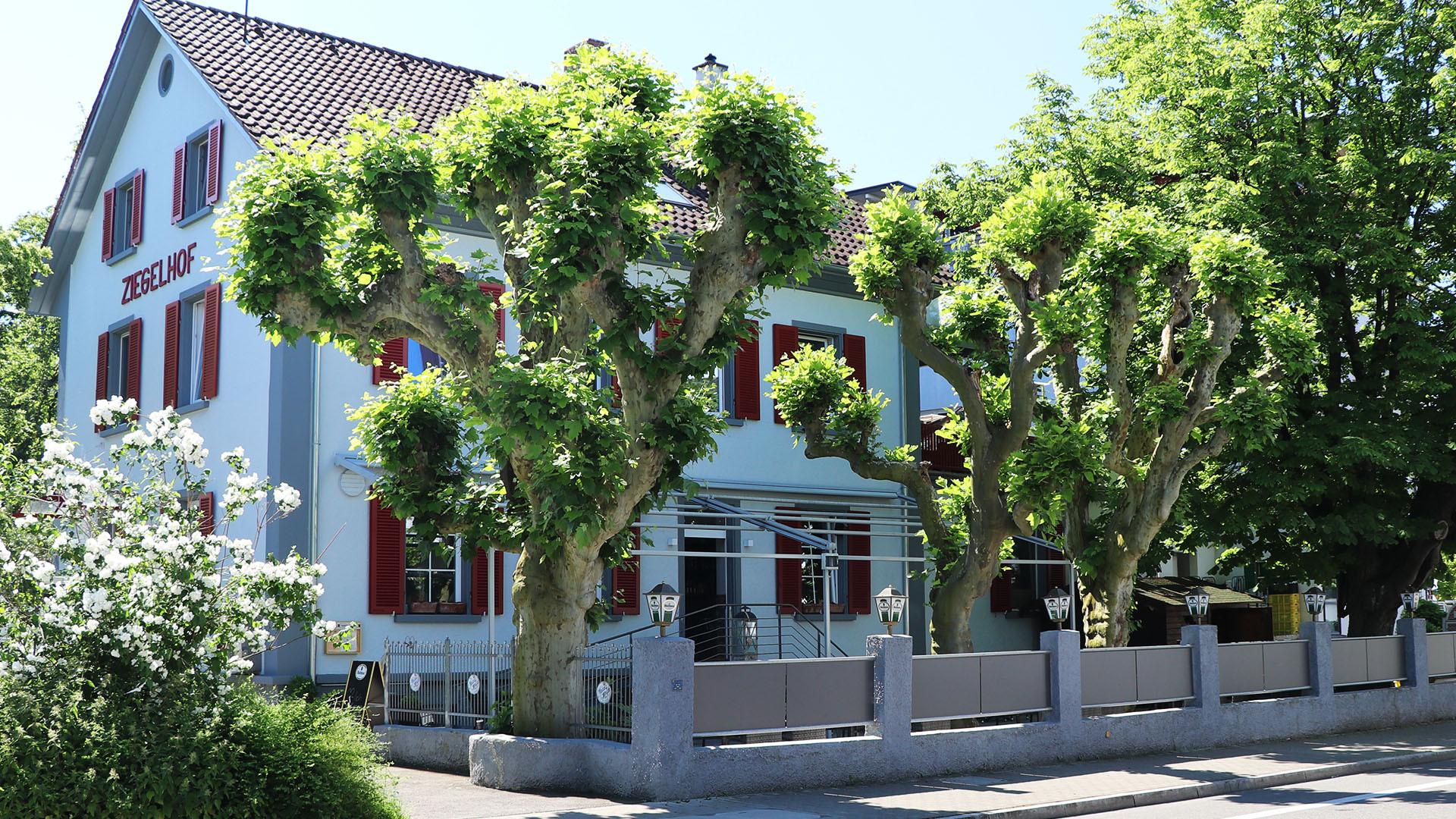 Gaststätte Ziegehof in Konstanz am Bodensee