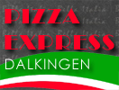Pizza Express Dalkingen in 73492 Rainau Dalkingen: