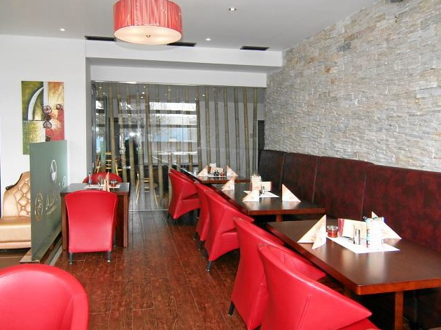 Restaurant GINZA: Feiern mit exotischem Flair