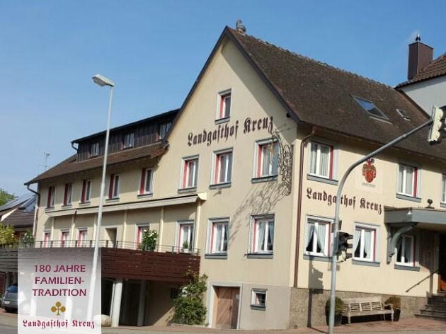 Landgasthof Kreuz, Rommel Gastronomie GmbH & Co.KG: 180 Jahren Familientradition