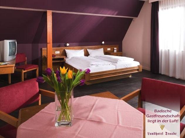 TrubeStube: Übernachtungen - unser Landhotel Traube