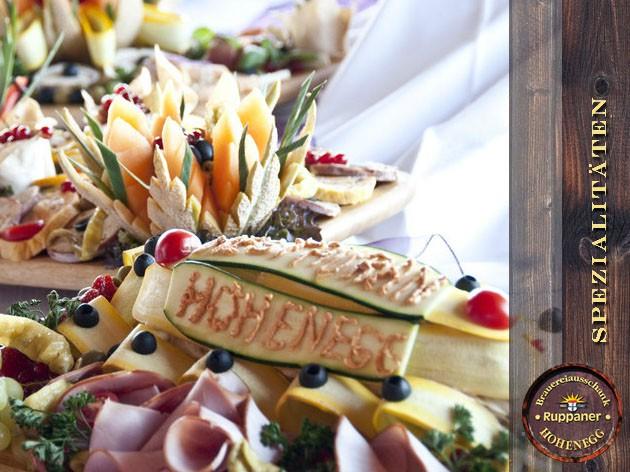 Restaurant Hohenegg: jahreszeitliche Spezialitäten