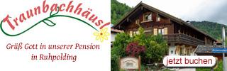 Pension Traunbachhäusl - Ruhpolding
