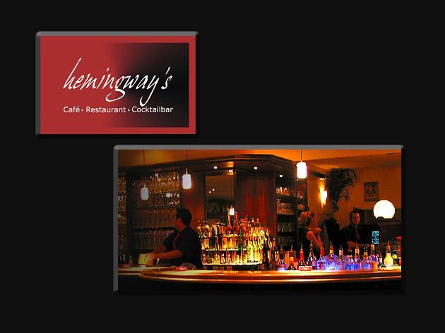HEMINGWAY'S HOMBURG | CAFÉ - RESTAURANT - COCKTAIL: Herzlich Willkommen im Hemingway´s Homburg!