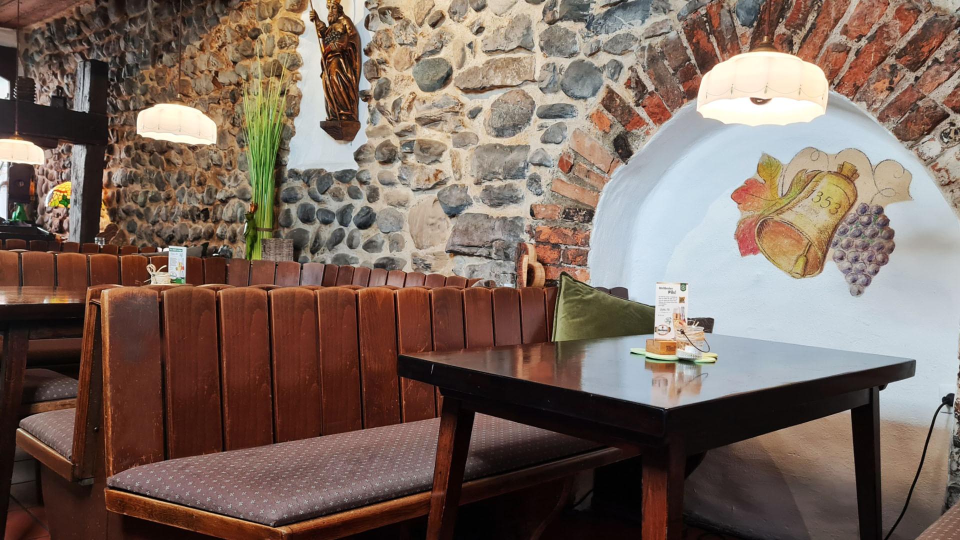 Ihr Abendessen in Konstanz in unserem urigen Restaurant