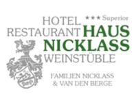 Hotel-Restaurant Haus Nicklass GmbH, 74653 Ingelfingen