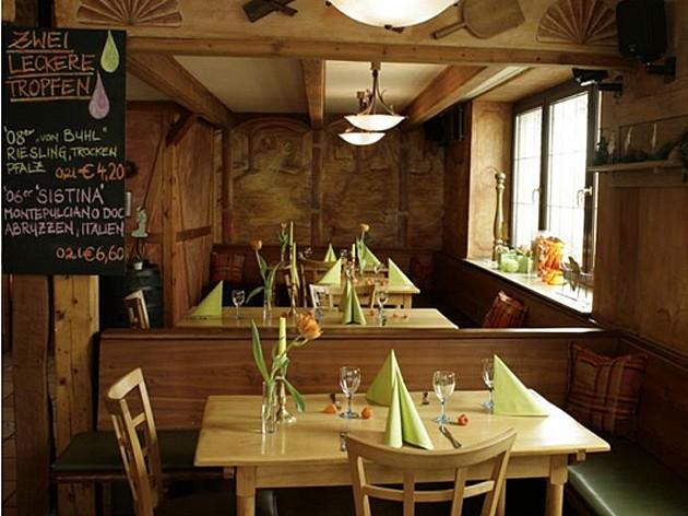 Restaurant Linde: HERZLICH WILLKOMMEN in der LINDE
