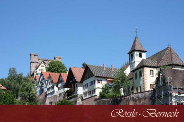 Hotel Rössle Berneck: Herzlich Willkommen