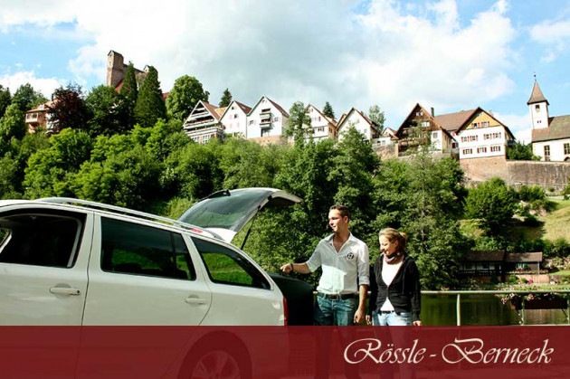 Hotel Rössle Berneck: