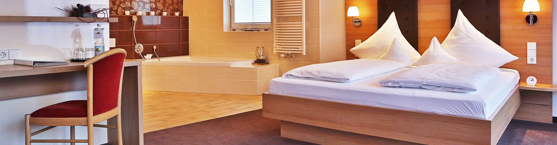 Hotel Rössle Berneck: Unsere Zimmer für Ihre Übernachtung