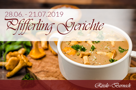 Pfifferling Gerichte