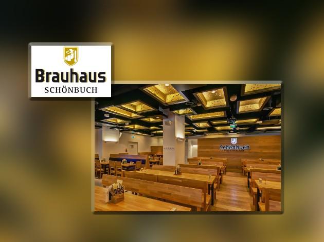 Brauhaus Schönbuch: Brauhaus & Biergarten