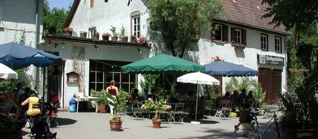 Gaststätte Zachersmühle: Zachersmühle