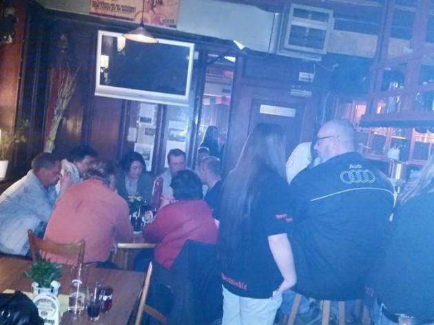 Hexastiable - Bistro & Bar: Unsere Partystimmung