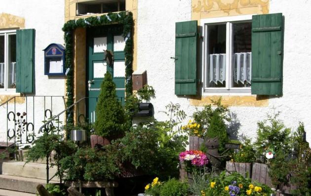Gasthaus zum weißen Rößl - Lechbruck am See: