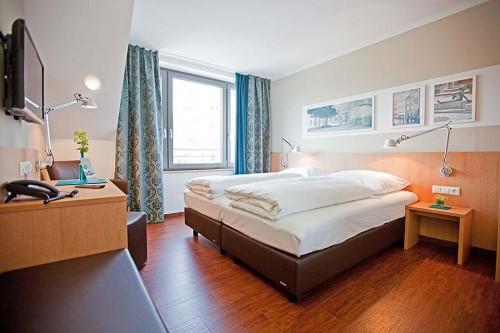 Sebcity Hotel: Business-Zimmer