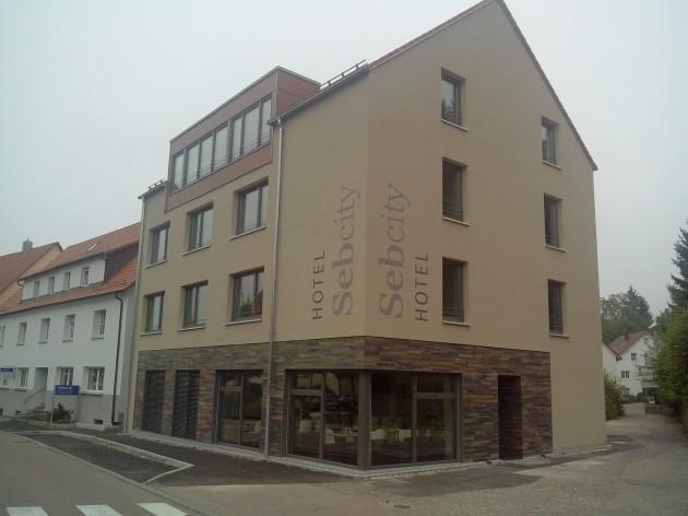 Café in der Virngrund-Klinik & Kiosk: Übernachtungsmöglichkeit 2