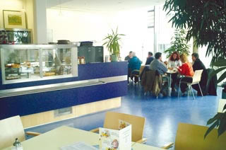 Café in der Virngrund-Klinik & Kiosk: Das Team von Café in der Virngrund-Klinik freut sich schon auf Sie.