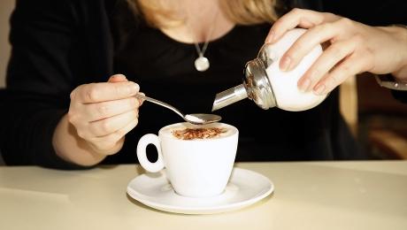 Café in der Virngrund-Klinik & Kiosk: Es warten leckere Kaffee-Spezialitäten auf Sie