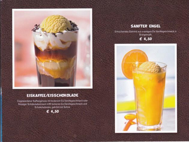 Café in der Virngrund-Klinik & Kiosk: Bester Eisgenuss 1