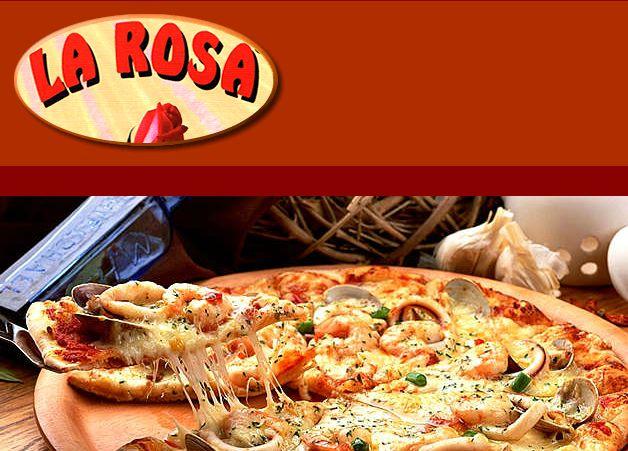 La Rosa - Pizza-Service: