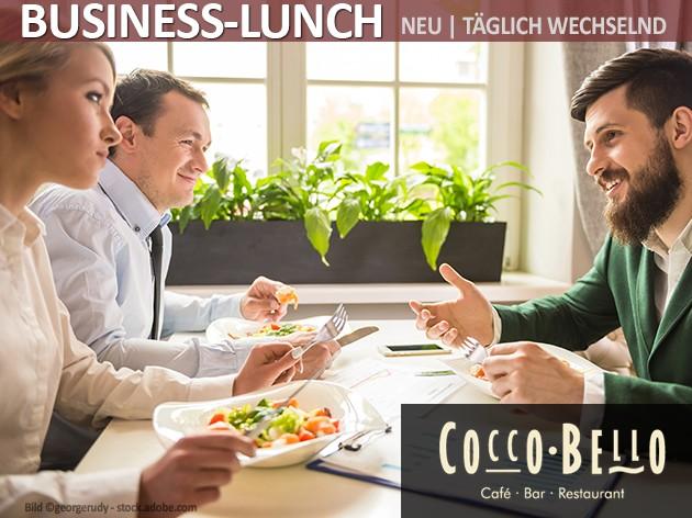 Cocco-Bello: NEU | BUSINESS-LUNCH