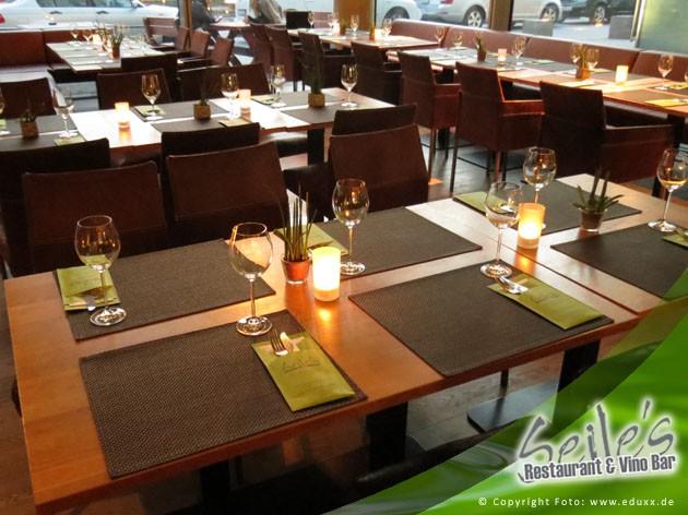 Seile's Restaurant & Vino Bar: Erlebnis für die Sinne